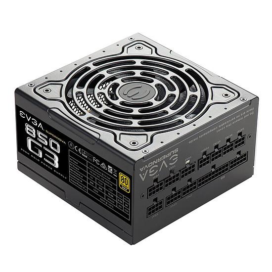 Alimentation PC EVGA SuperNOVA G3 850W - Autre vue