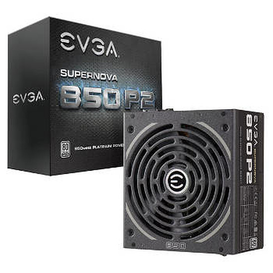 Alimentation PC EVGA SuperNOVA P2 850W