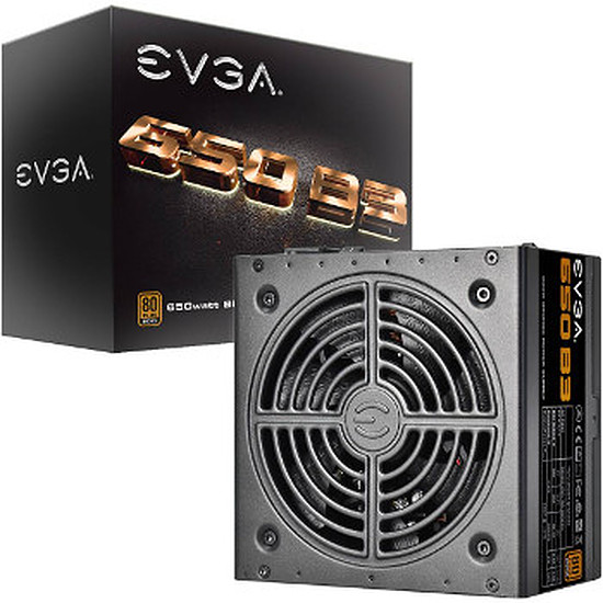 Alimentation PC EVGA B3 650W