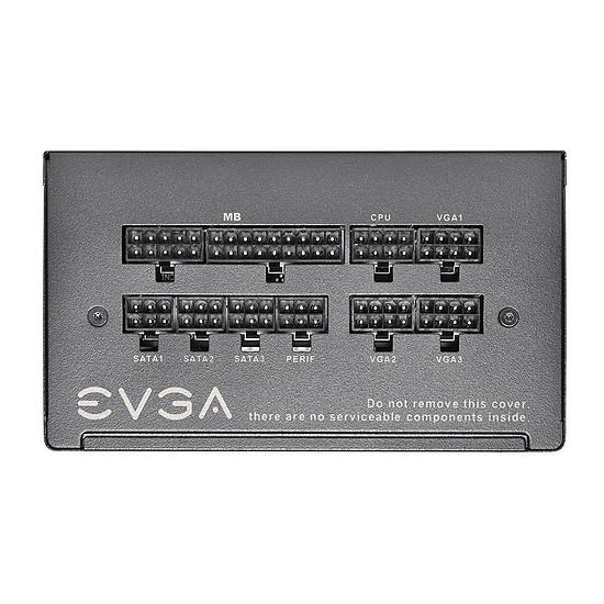 Alimentation PC EVGA B3 850W - Autre vue