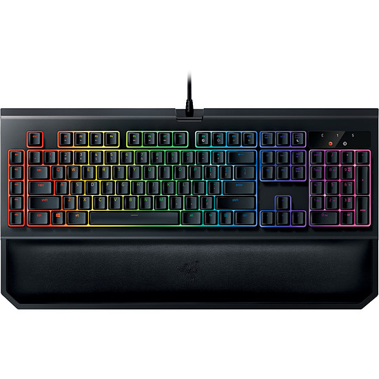 Clavier PC Razer BlackWidow Chroma V2 - Razer Yellow