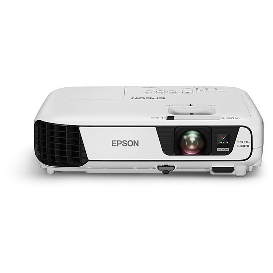 Vidéoprojecteur Epson EB-W42 - Tri-LCD WXGA - 3600 Lumens
