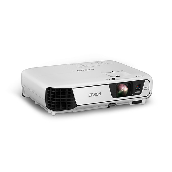 Vidéoprojecteur Epson EB-W42 - Tri-LCD WXGA - 3600 Lumens - Autre vue