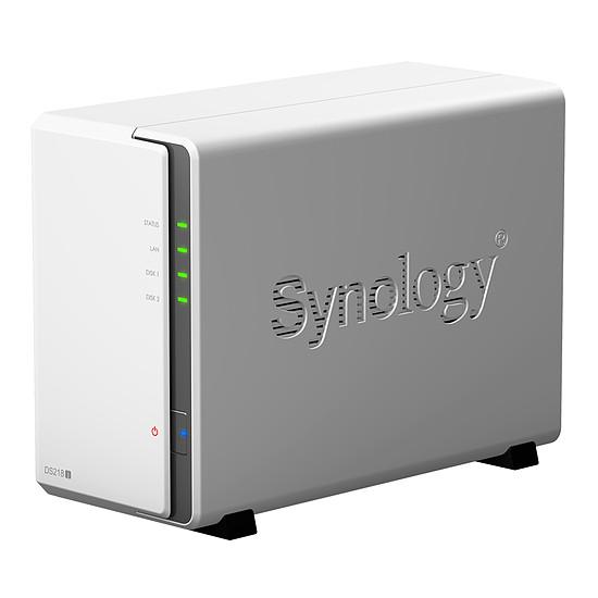 Serveur NAS Synology NAS DS218J - Autre vue