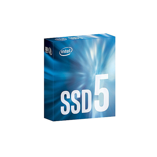 Disque SSD Intel 545s Series M.2 512 Go