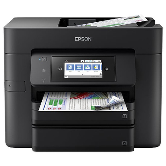 Imprimante multifonction Epson WorkForce Pro WF-4740DTWF + Multipack 35XL (Pack)
