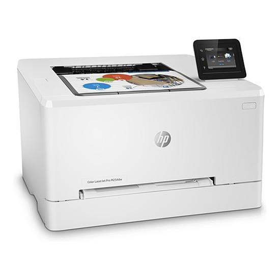 Imprimante laser HP Color LaserJet Pro M254dw - Autre vue