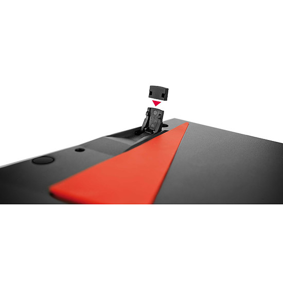 Clavier PC Cherry MX-Board 3.0 V2 - Cherry MX Red - Autre vue