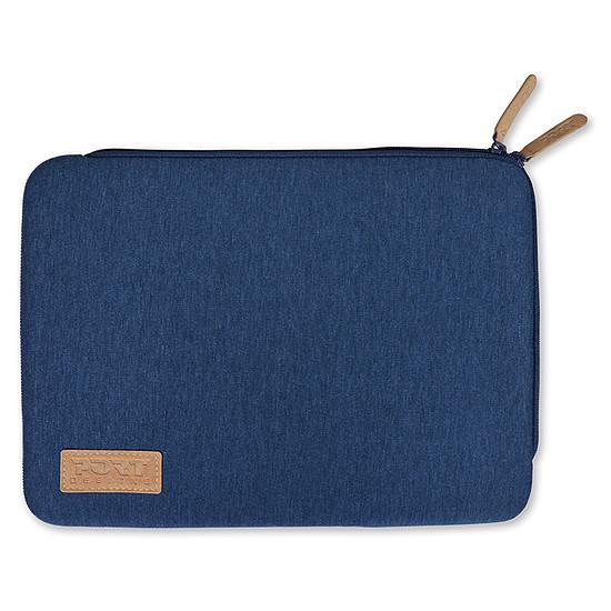 Sac, sacoche et housse Port Skin Torino pour PC Portable 10/12'' bleu