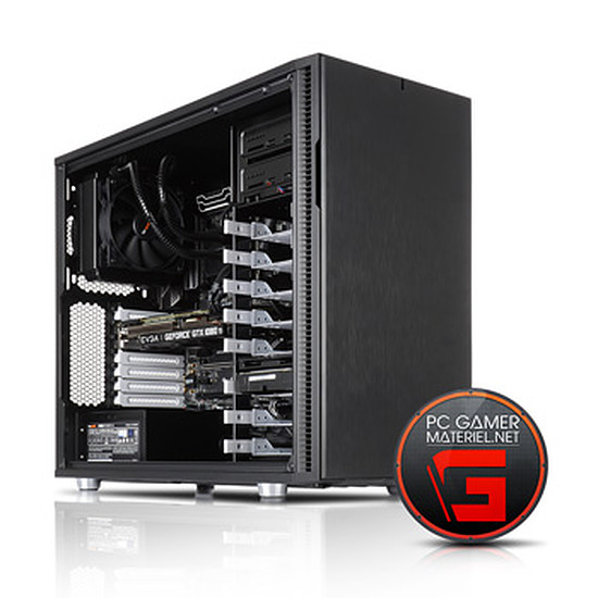 PC de bureau Materiel.net Juggernaut II [ Win10 - PC Gamer ]