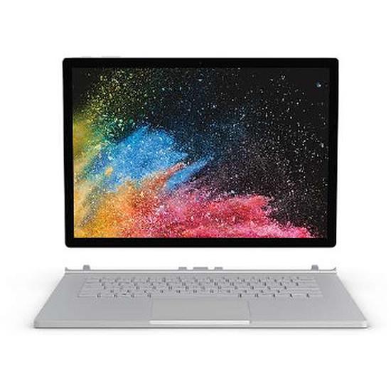 Tablette Microsoft Surface Book 2 - 16 Go - 512 Go - Core i7