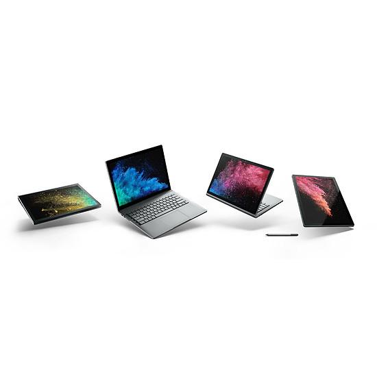 Tablette Microsoft Surface Book 2 - 16 Go - 512 Go - Core i7  - Autre vue