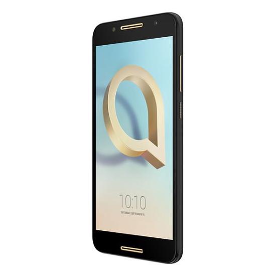 Smartphone et téléphone mobile Alcatel Mobile A7 (noir)