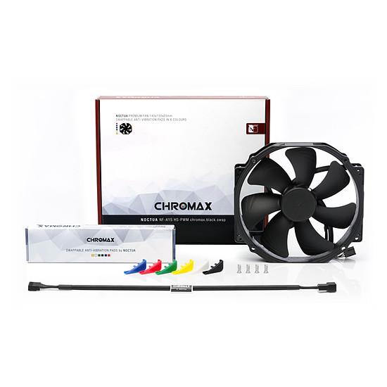 Ventilateur Boîtier Noctua NF-A15 HS-PWM CHROMAX - Autre vue