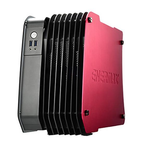 Boîtier PC Enermax Steelwing - Rouge