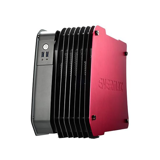 Boîtier PC Enermax Steelwing - Rouge - Autre vue
