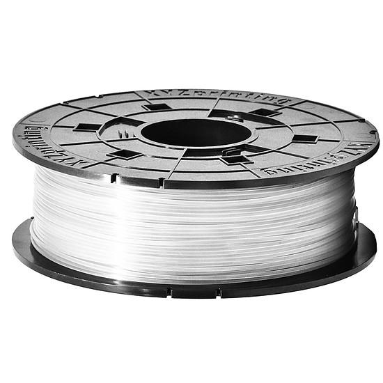 Filament 3D XYZprinting Cartouche de filament Color-PLA, 600g, Blanc