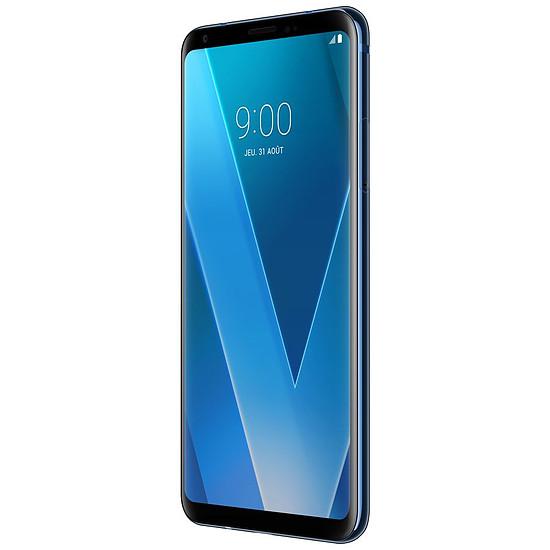 Smartphone et téléphone mobile LG V30 (bleu)
