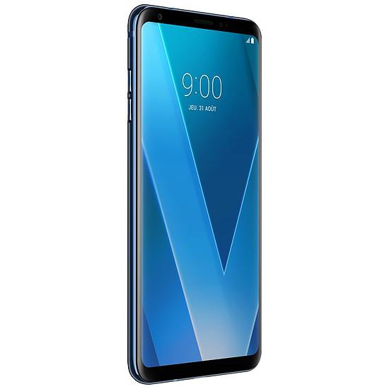 Smartphone et téléphone mobile LG V30 (bleu) - Autre vue