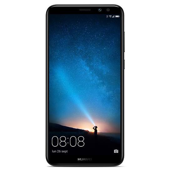 Smartphone et téléphone mobile Huawei Mate 10 Lite (noir) - Double SIM - 64 Go