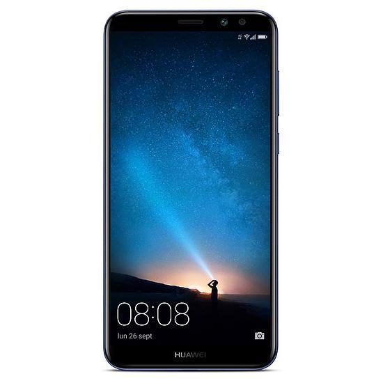 Smartphone et téléphone mobile Huawei Mate 10 Lite (bleu) - Double SIM - 64 Go