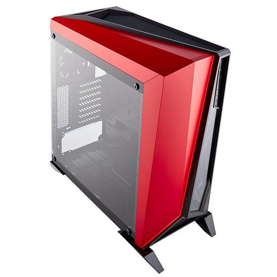 Boîtier PC Corsair Carbide SPEC-OMEGA - Noir/Rouge