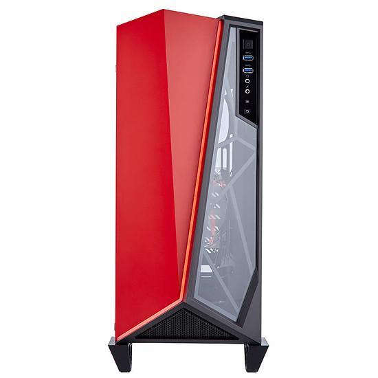 Boîtier PC Corsair Carbide SPEC-OMEGA - Noir/Rouge - Autre vue