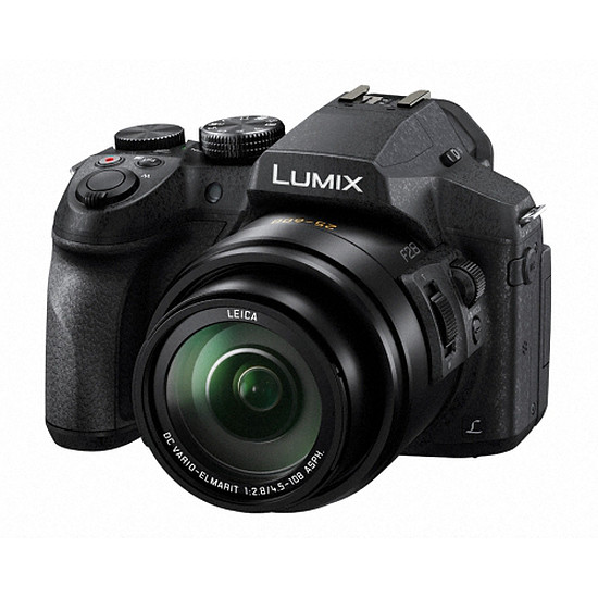 Appareil photo compact ou bridge Panasonic Lumix DMC-FZ300 + Carte SD Kingston 32 GO + Caselogic DCB-304 - Autre vue