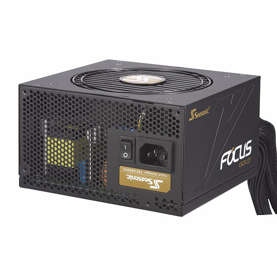 Alimentation PC Seasonic FOCUS 450 Gold