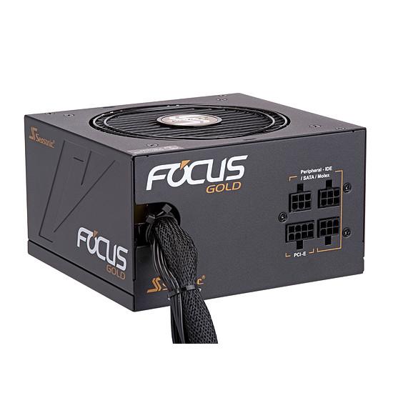Alimentation PC Seasonic FOCUS 450 Gold - Autre vue