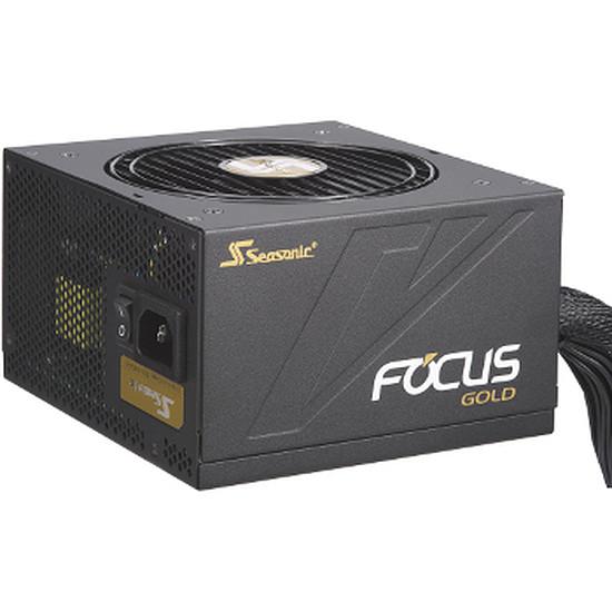 Alimentation PC Seasonic FOCUS 650 Gold
