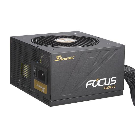 Alimentation PC Seasonic FOCUS 650 Gold - Autre vue
