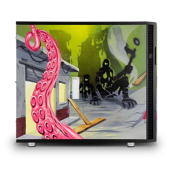 PC de bureau Materiel.net Stencil par KORSE [ WIN10 - PC GAMER ] - Autre vue