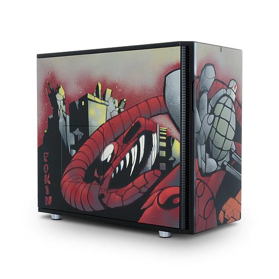 PC de bureau Materiel.net Stencil par POKIN [ WIN10 - PC GAMER ]