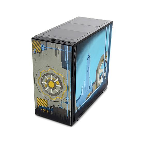 PC de bureau Materiel.net Stencil par ROM [ WIN10 - PC GAMER ] - Autre vue