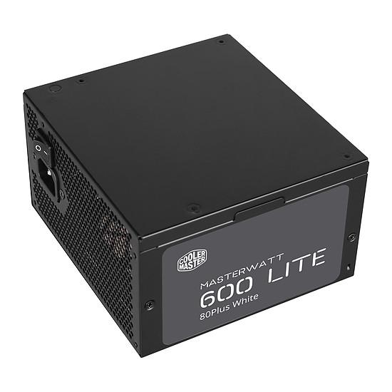 Alimentation PC Cooler Master MasterWatt Lite 600