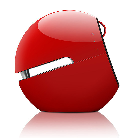 Enceintes PC Edifier E25 HD Luna Eclipse - Rouge - Autre vue