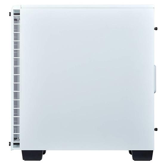 Boîtier PC Corsair Crystal 460X RGB - Blanc - Autre vue