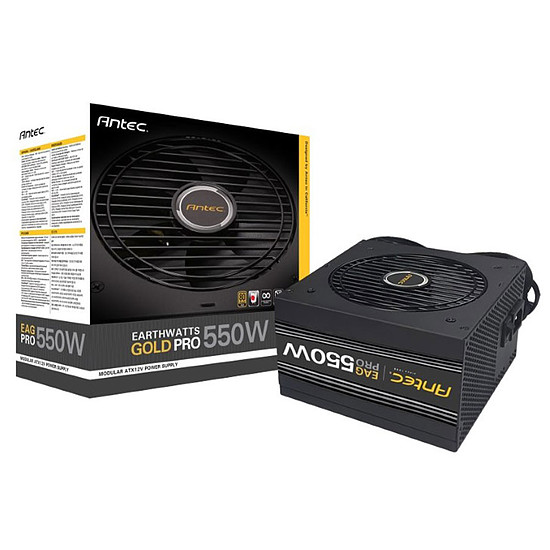 Alimentation PC Antec EA550G PRO - Gold