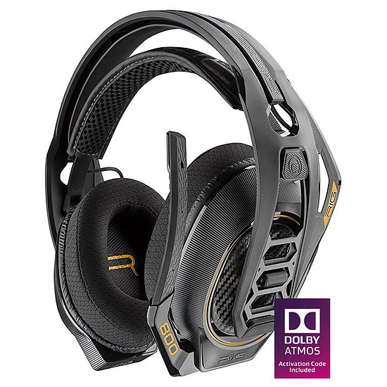 Casque micro Plantronics RIG 800HD + Dolby Atmos