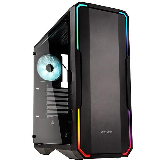 Boîtier PC BitFenix Enso RGB - Noir