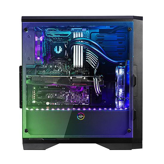 Boîtier PC BitFenix Enso RGB - Noir - Autre vue