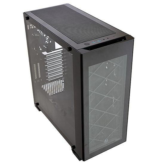 Boîtier PC Lian Li Alpha 330 - Noir - Autre vue