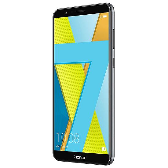 Smartphone et téléphone mobile Honor 7X (gris) - 4 Go - 64 Go - Autre vue