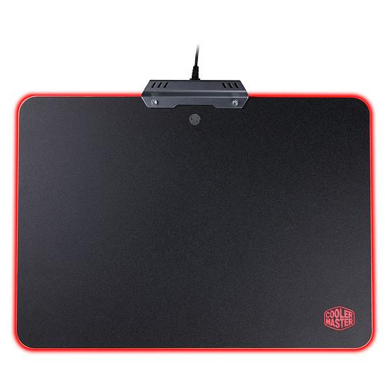 Tapis de souris Cooler Master RGB Hard Gaming