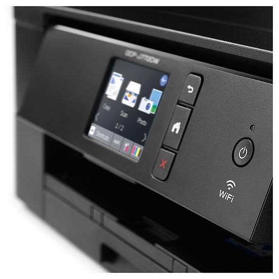 Imprimante multifonction Brother DCP-J772DW - Autre vue