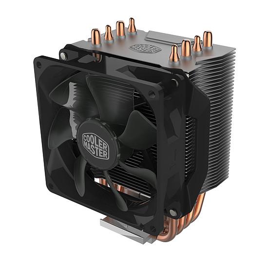 Refroidissement processeur Cooler Master HYPER 412R - Autre vue