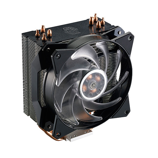 Refroidissement processeur Cooler Master MasterAir MA410P RGB