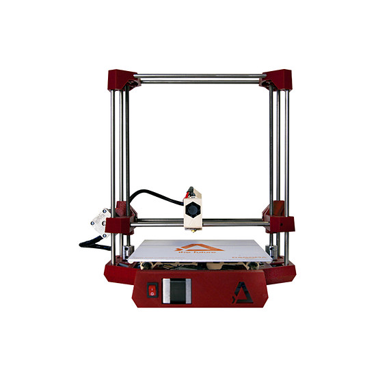 Imprimante 3D Dagoma DiscoEasy200 Custom - Bordeaux (Rouge) - En kit