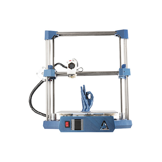 Imprimante 3D Dagoma DiscoEasy200 Custom - Electric (Bleu) - En kit